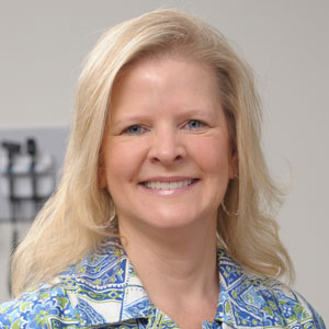 Photo of Renee Pozza, PhD, CNS, FNP, RN