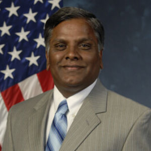 Photo of Samuel Sambasivam, Ph.D.